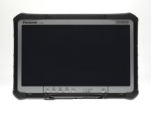 Industriële tablet-pc van Panasonic Toughbook voor technici'
